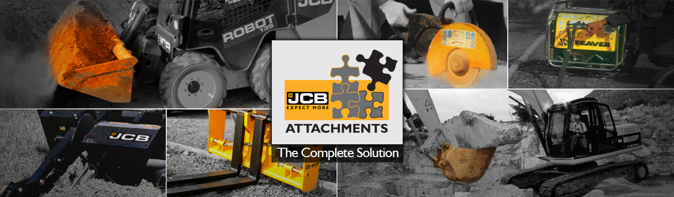 JCB Attachments Navi Mumbai