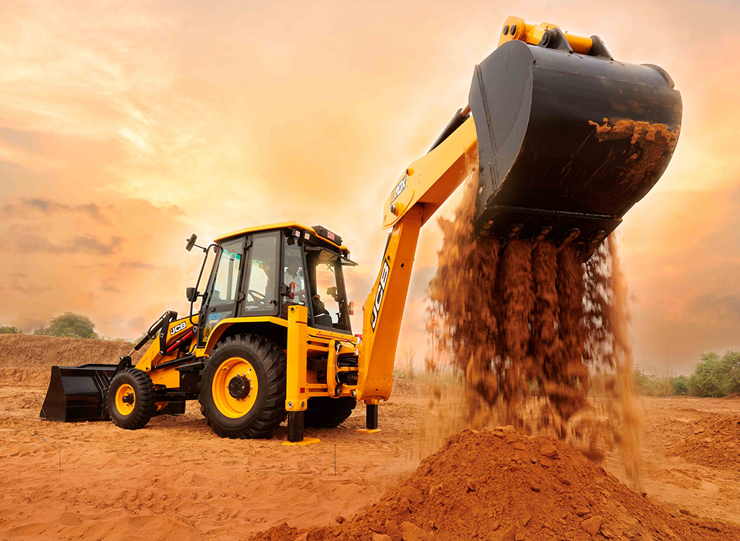 JCB Intelli performance fuel efficiency