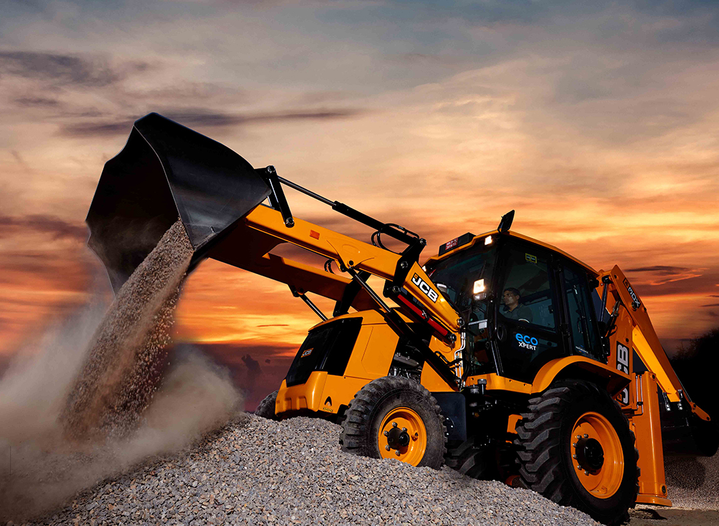 JCB Low mentenence cost fuel efficiency