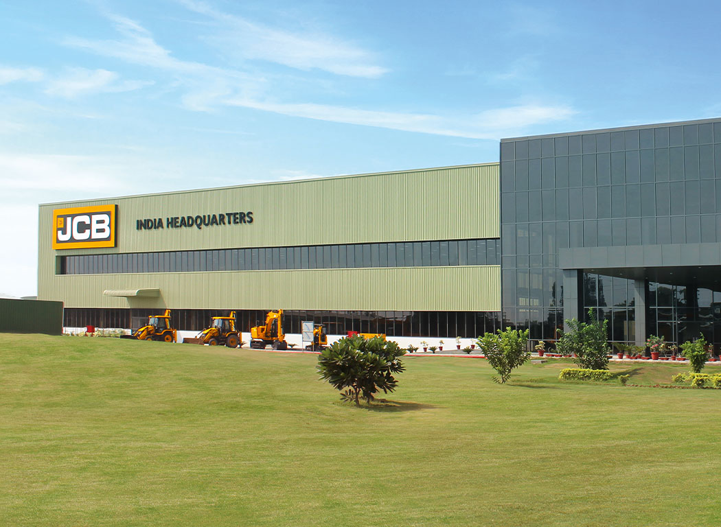 JCB India HeadQuater
